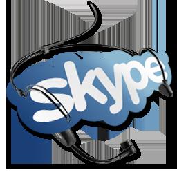 Resultado de imagem para atendimento via skype